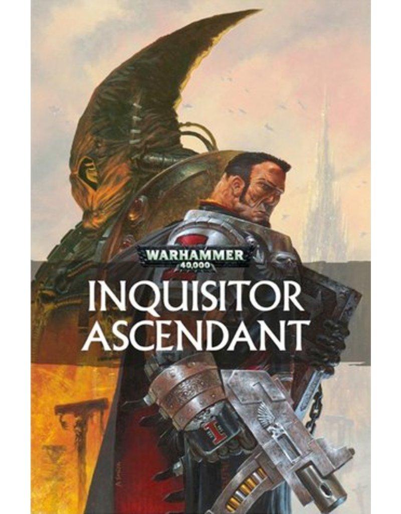 Games Workshop Inquisitor Ascendant (GRAPHIC Novel) (HB)