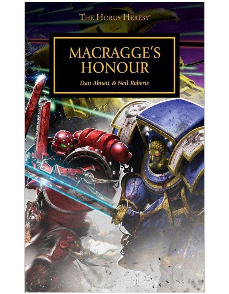 Games Workshop Macragges Honour (GRAPHIC Novel) (HB)