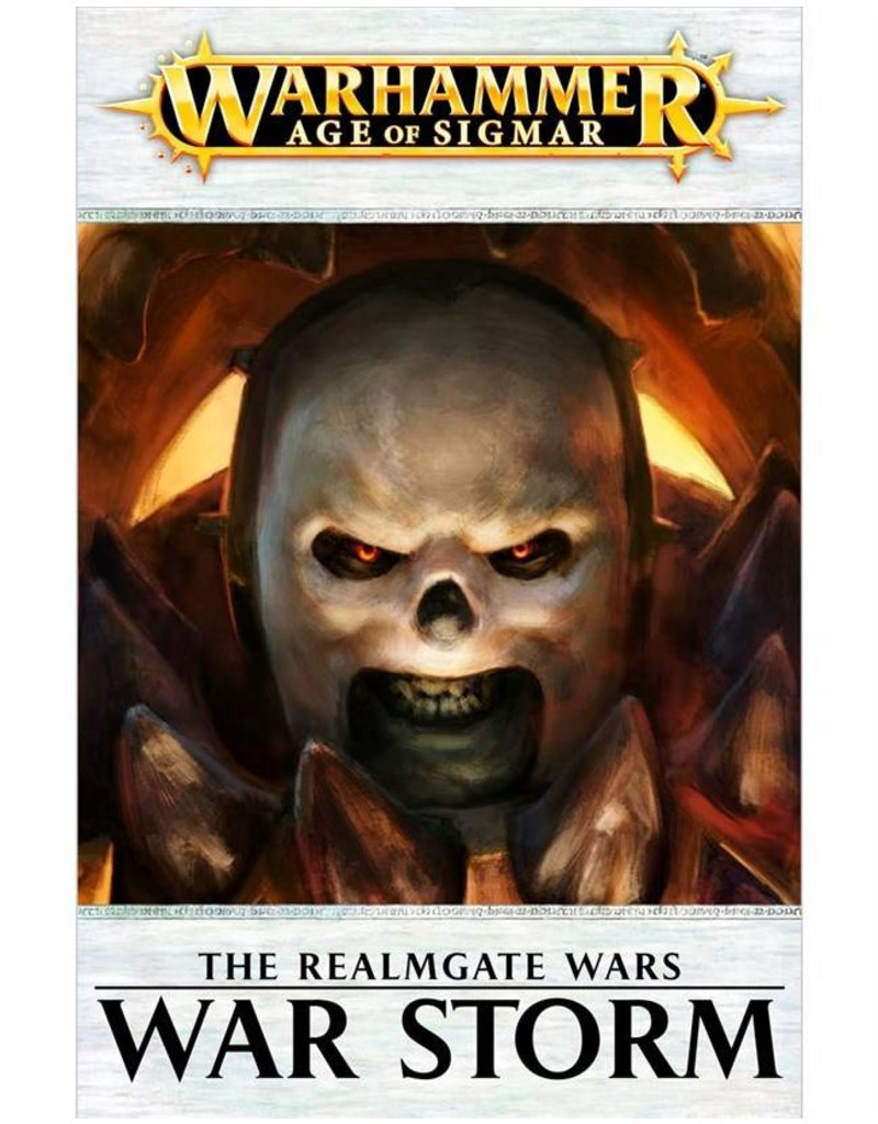 Games Workshop Realmgate Wars:  War Storm (HB)