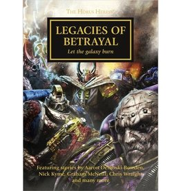 Games Workshop Legacies Of Betrayal (HB)