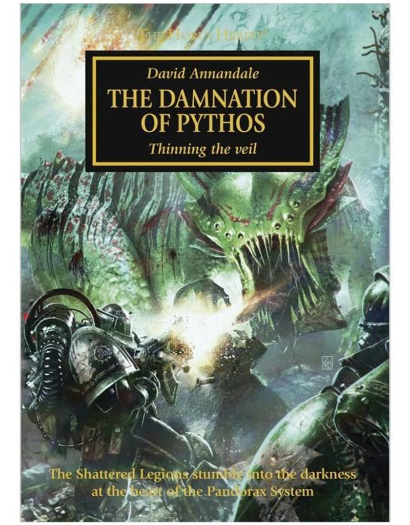 Games Workshop Horus Heresy:  The Damnation Of Pythos (SB)