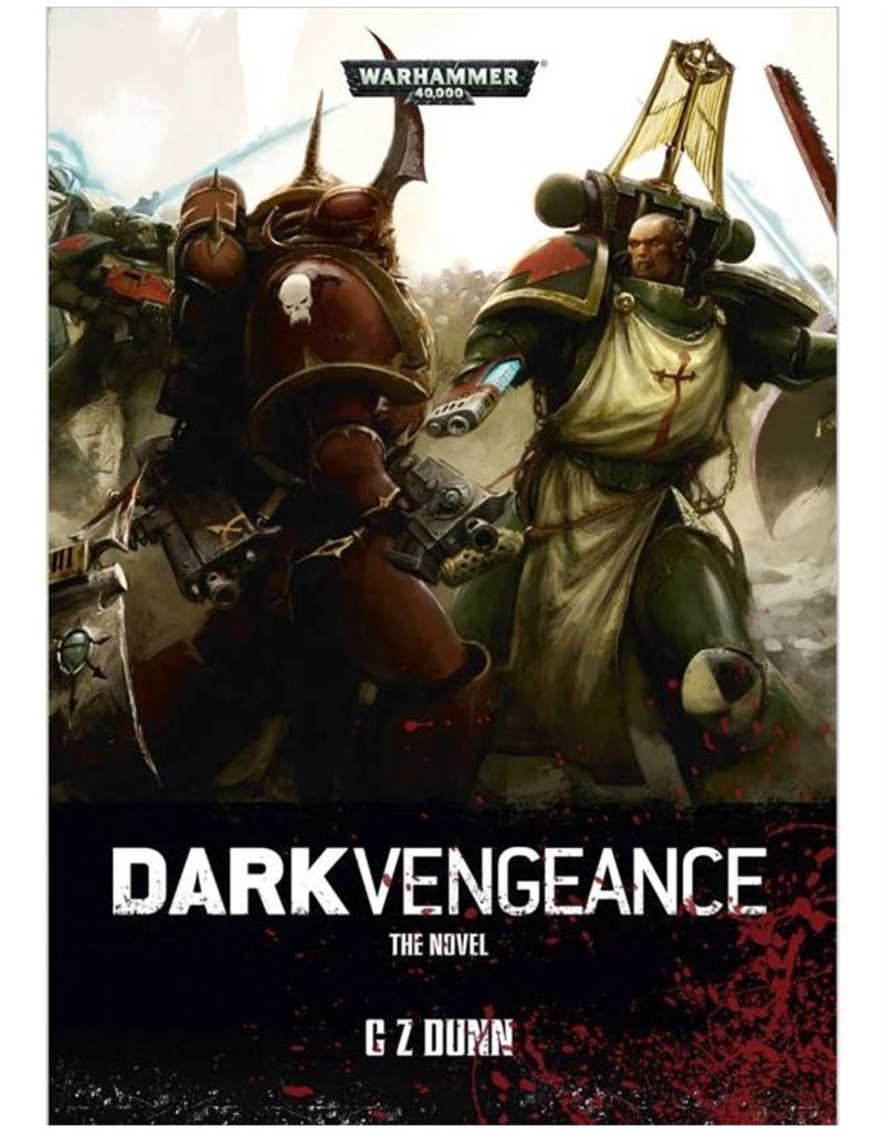 Games Workshop Warhammer 40k: Dark Vengeance Novel (HB)