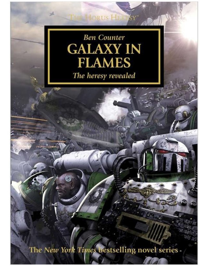 Games Workshop Horus Heresy:  Galaxy In Flames (SB)