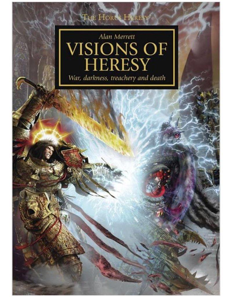 Games Workshop Horus Heresy: Visions Of Heresy (HB)