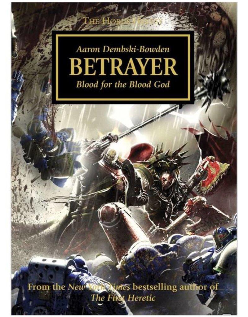Games Workshop Horus Heresy:  Betrayer (SB)