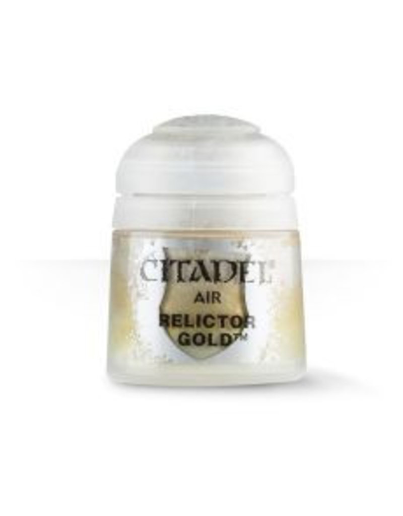 Citadel Airbrush: Relictor Gold 12ml