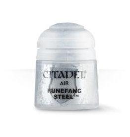 Citadel Airbrush:  Runefang Steel