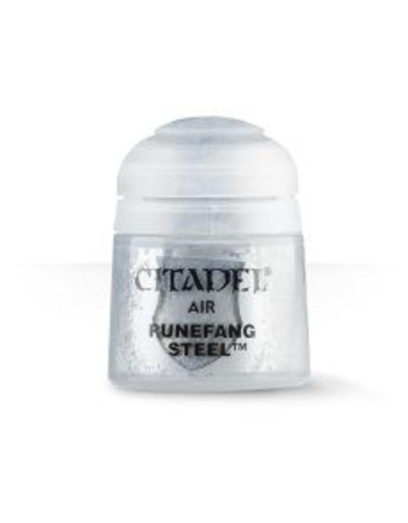 Citadel Airbrush: Runefang Steel 12ml