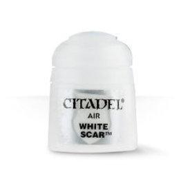 Citadel Airbrush:  White Scar
