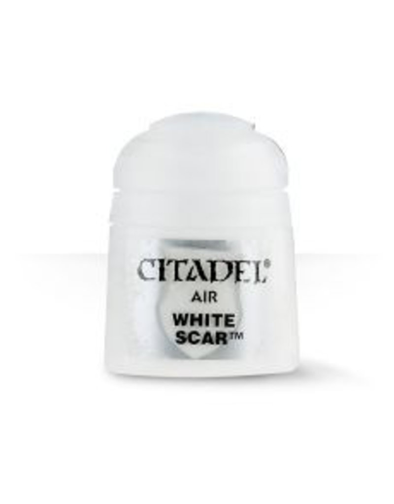 Citadel Airbrush: White Scar 12ml