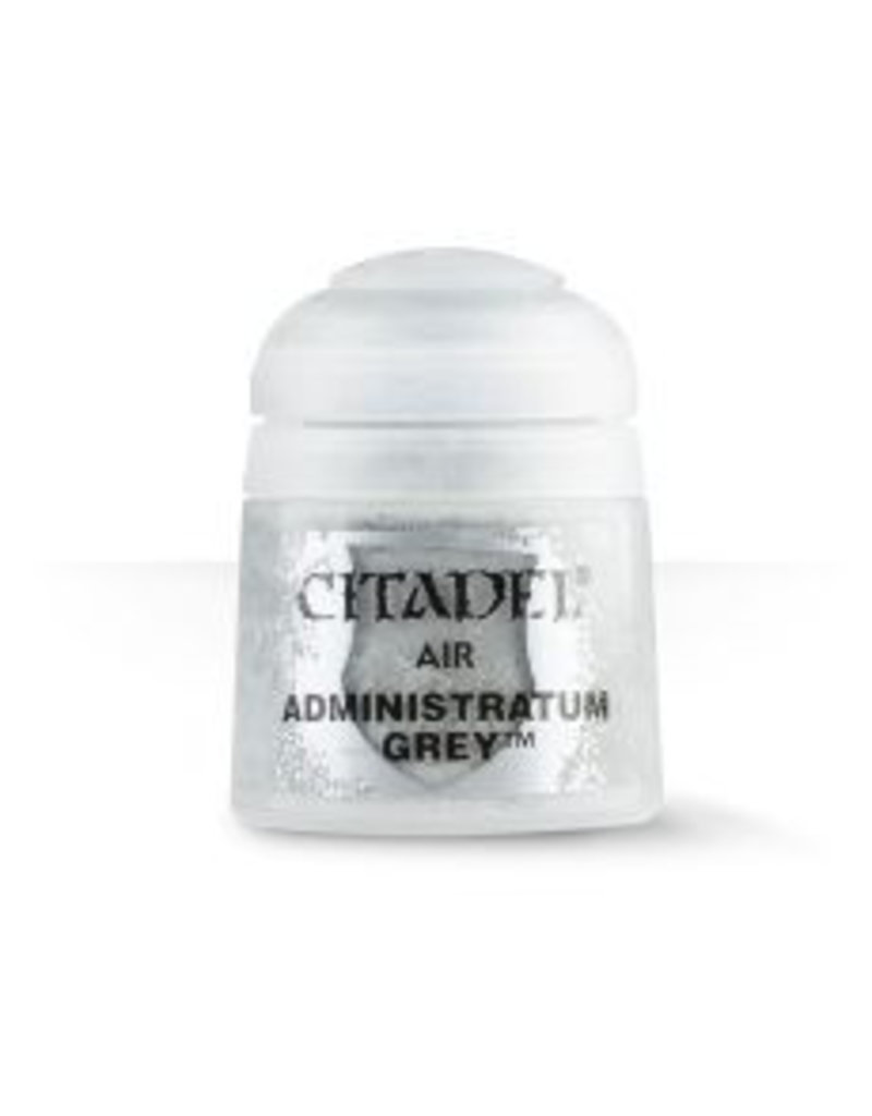 Citadel Airbrush: Administratum Grey 12ml