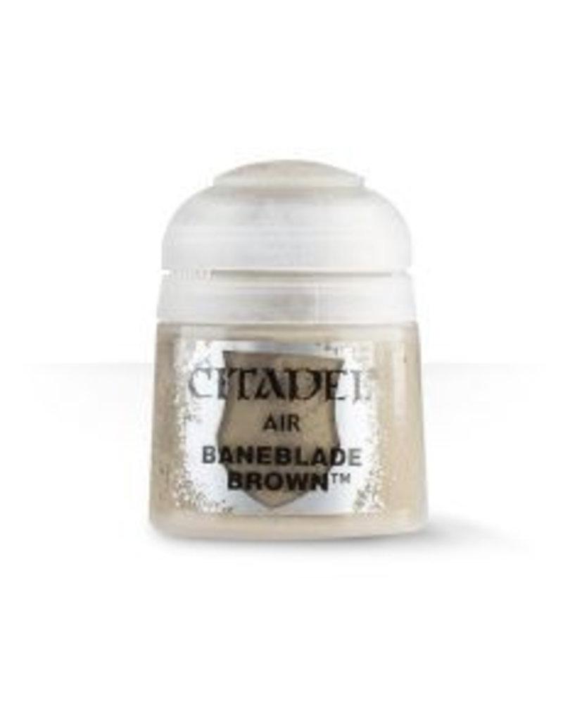 Citadel Airbrush: Baneblade Brown 12ml