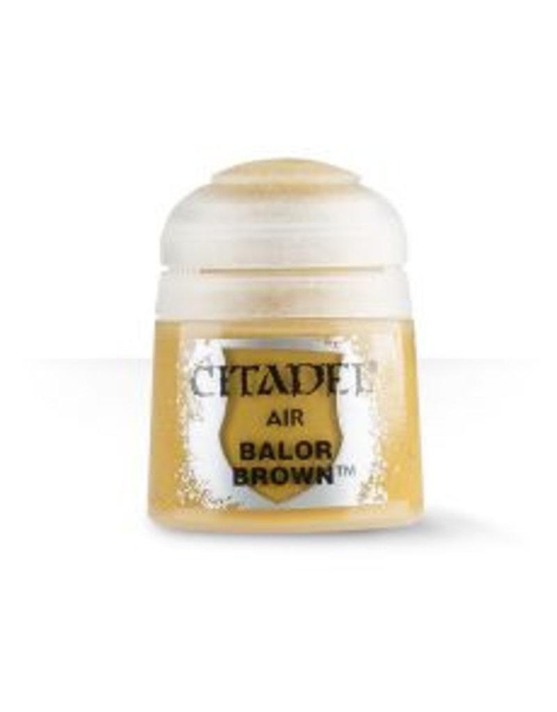 Citadel Airbrush: Balor Brown 12ml