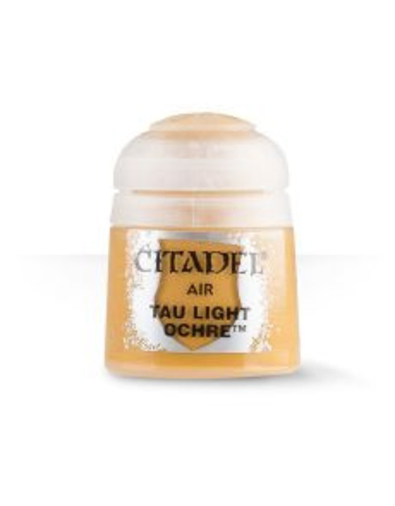 Citadel Airbrush: Tau Light Ochre 12ml