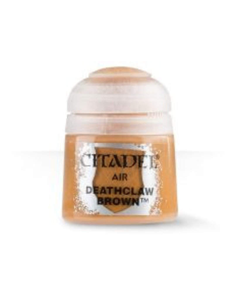 Citadel Airbrush: Deathclaw Brown 12ml