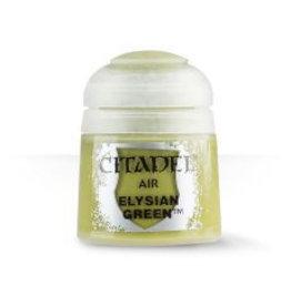 Citadel Airbrush:  Elysian Green