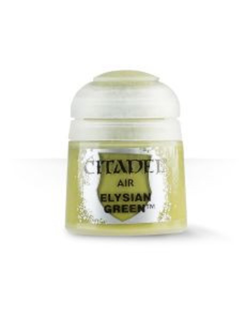 Citadel Airbrush: Elysian Green 12ml