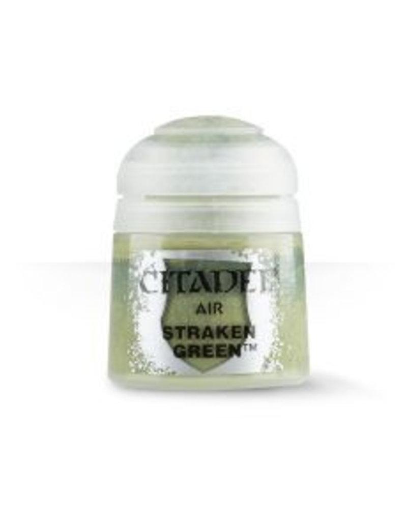 Citadel Airbrush: Straken Green 12ml