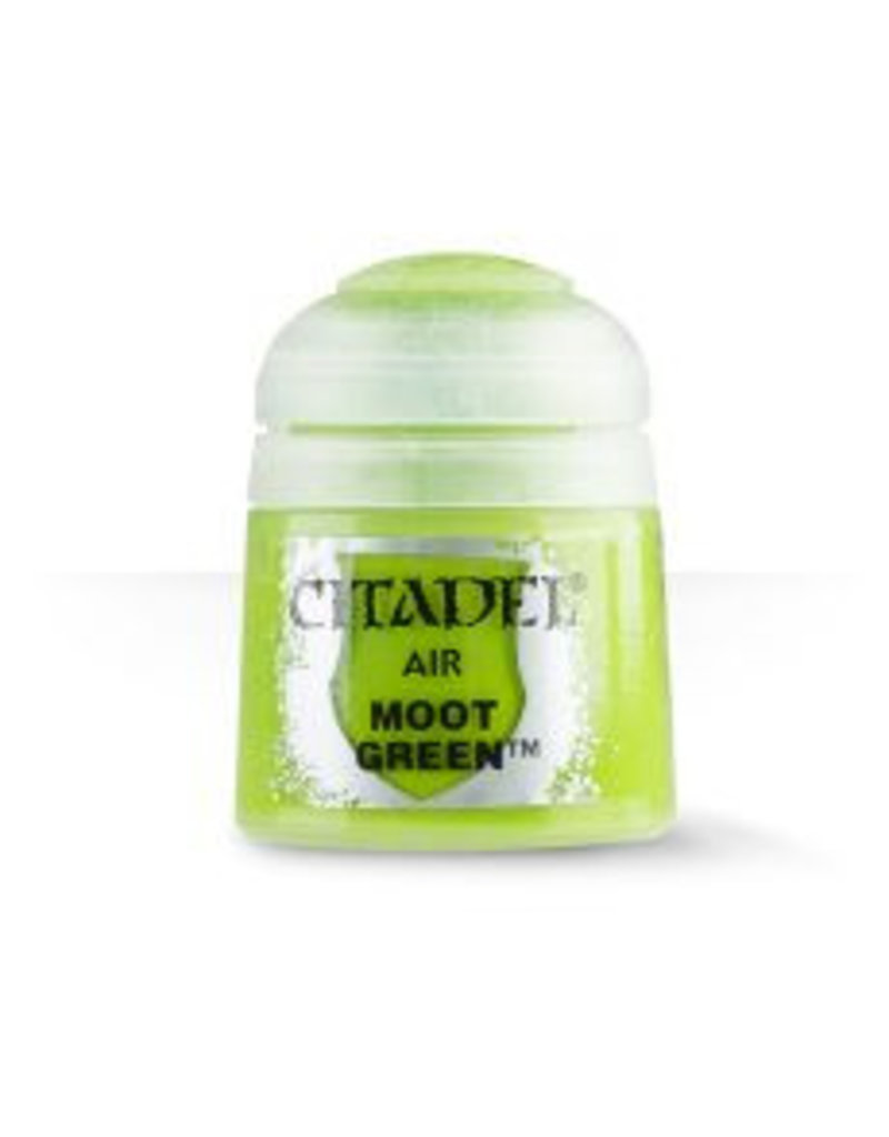 Citadel Airbrush: Moot Green 12ml