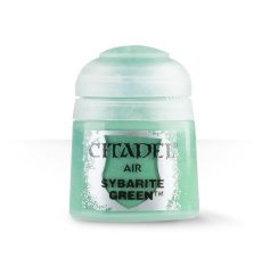 Citadel Airbrush:  Sybarite Green