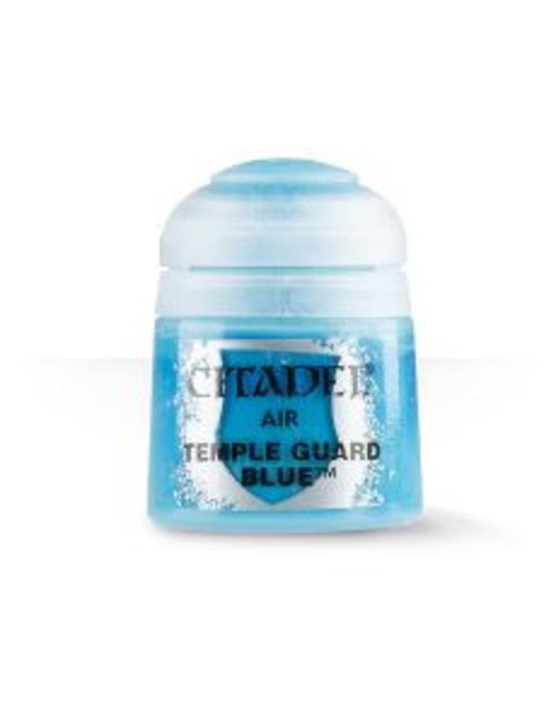 Citadel Airbrush: Temple Guard Blue 12ml