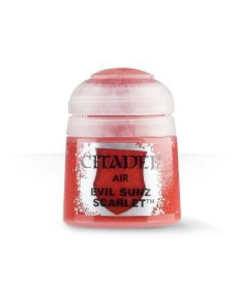 Citadel Airbrush: Evil Sunz Scarlet 12ml