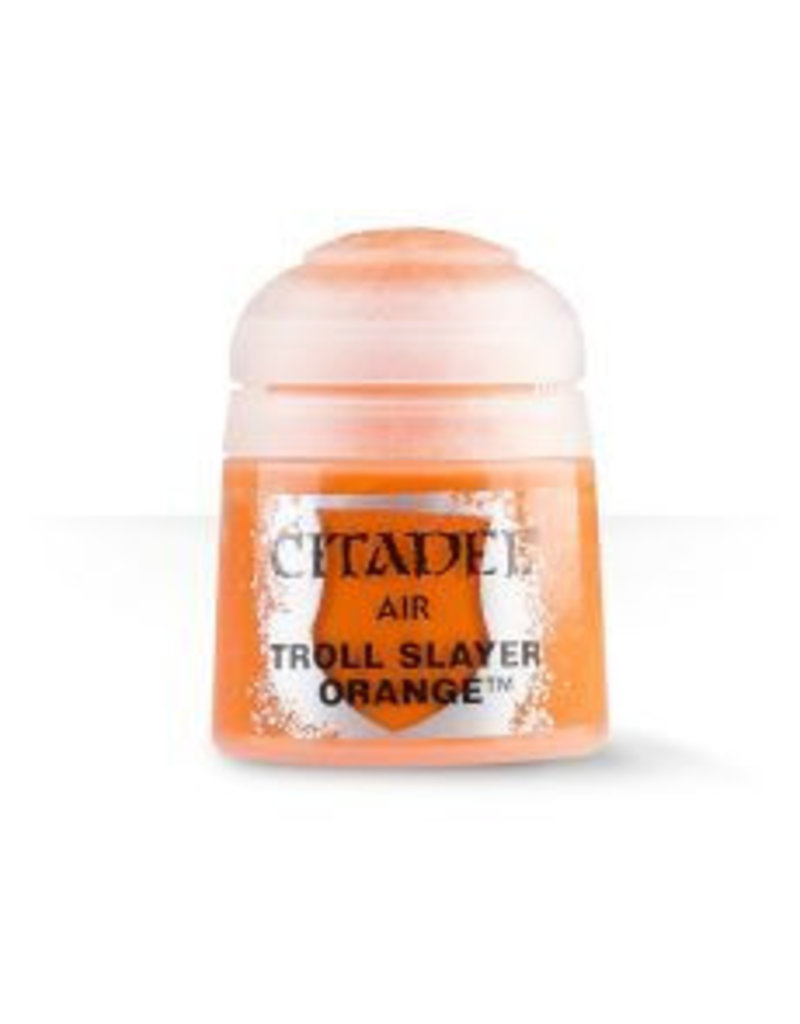 Citadel Airbrush: Troll Slayer Orange 12ml
