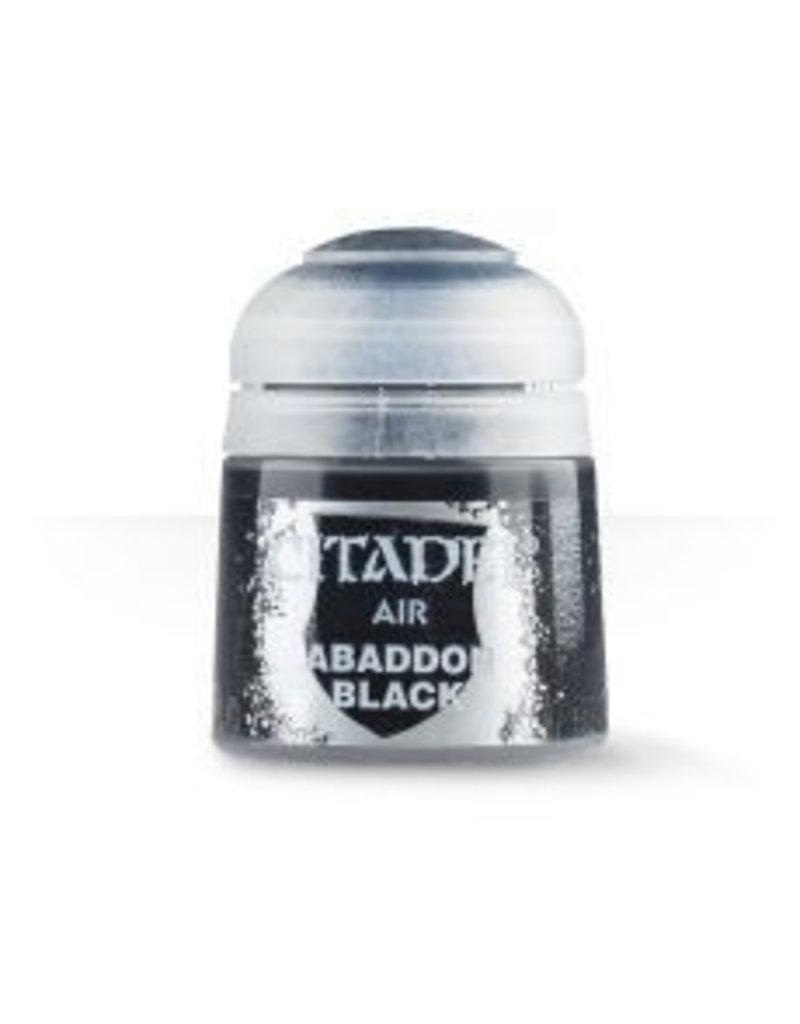 Citadel Airbrush: Abaddon Black 12ml
