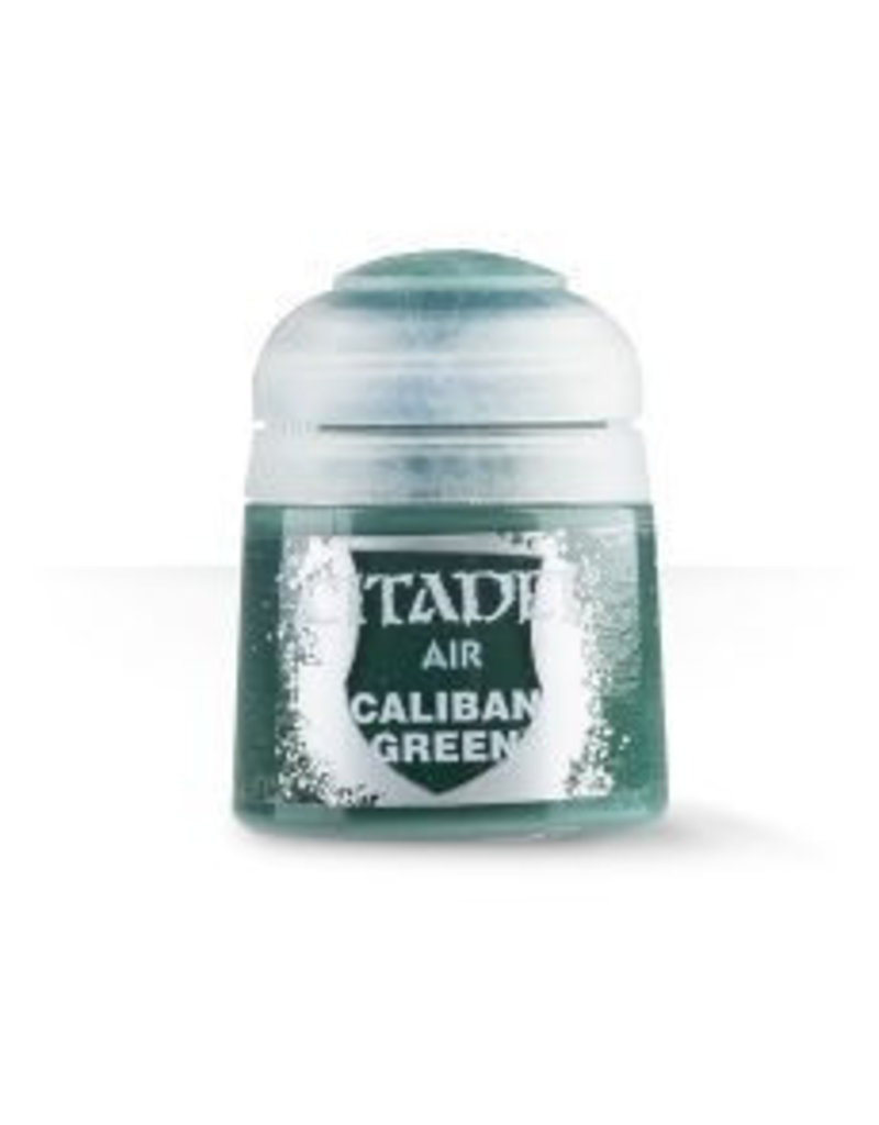Citadel Airbrush: Caliban Green 12ml