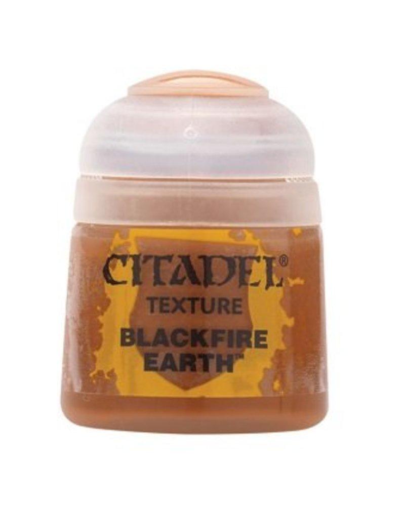 Citadel Texture: Blackfire Earth 12ml