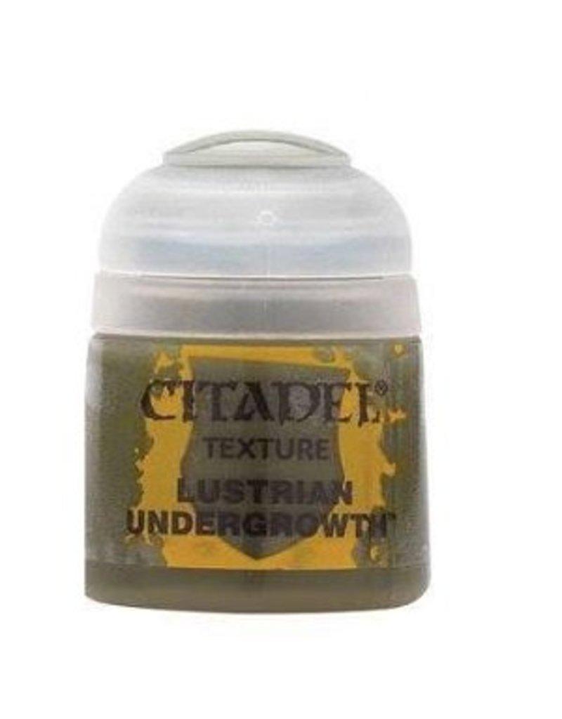 Citadel Texture: Lustrian Undergrowth 12ml
