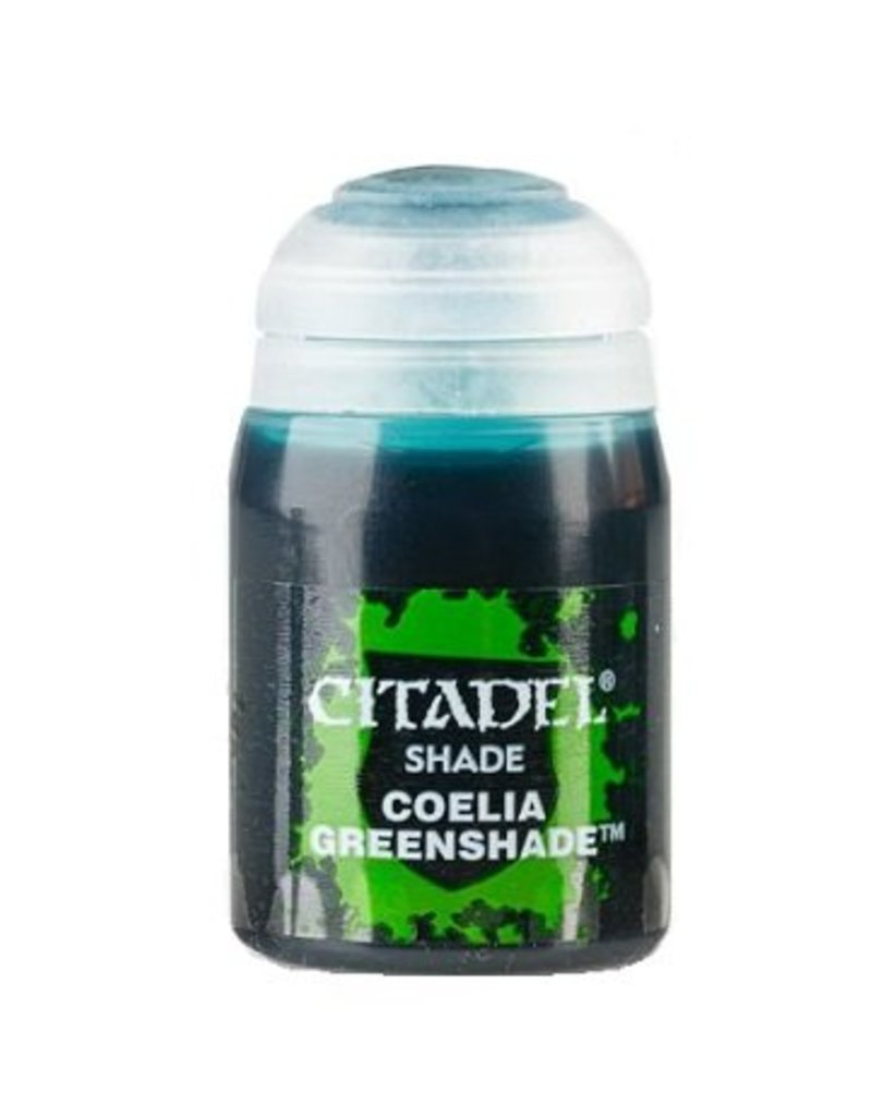 Citadel Shade: Coelia Greenshade24ml