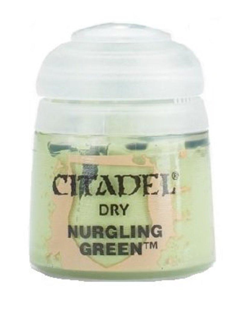 Citadel Dry: Nurgling Green 12ml