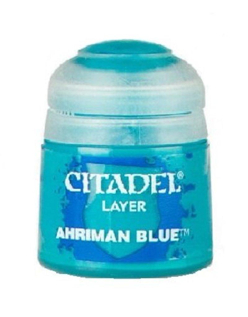 Citadel Layer: Ahriman Blue 12ml