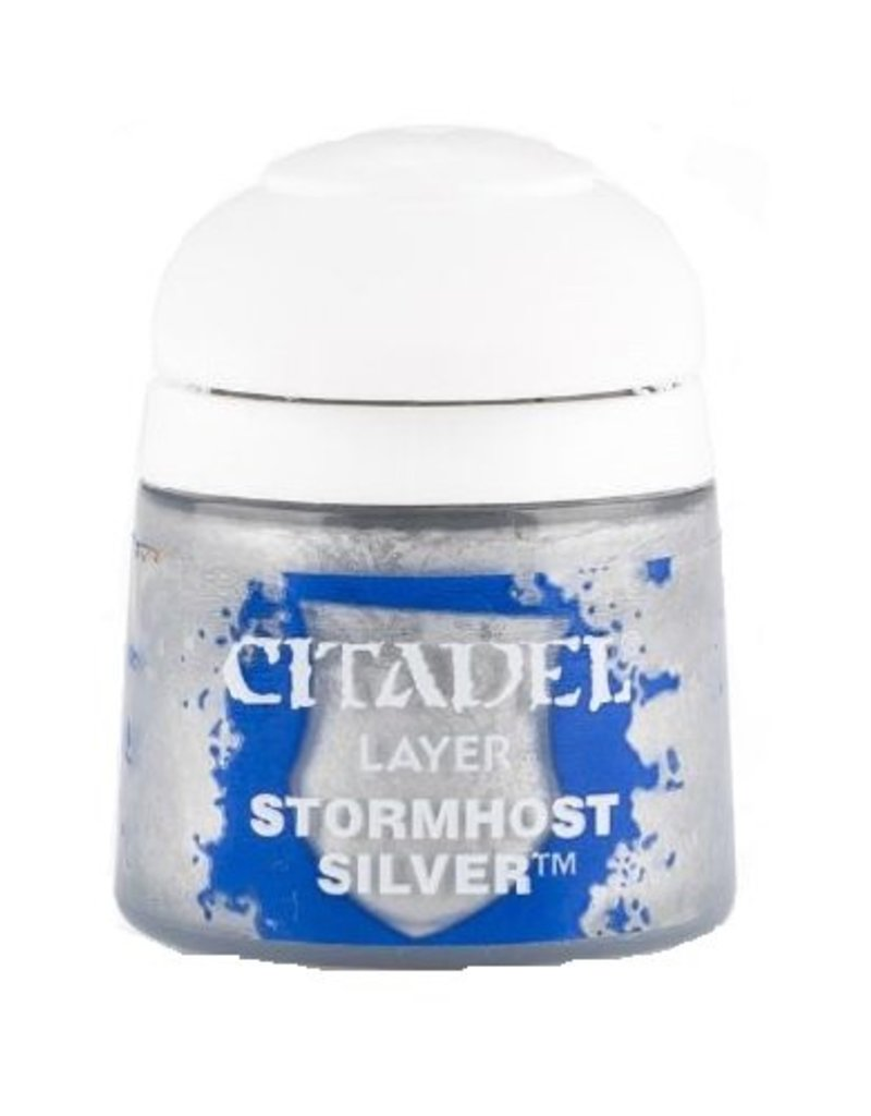 Citadel Layer: Stormhost Silver 12ml