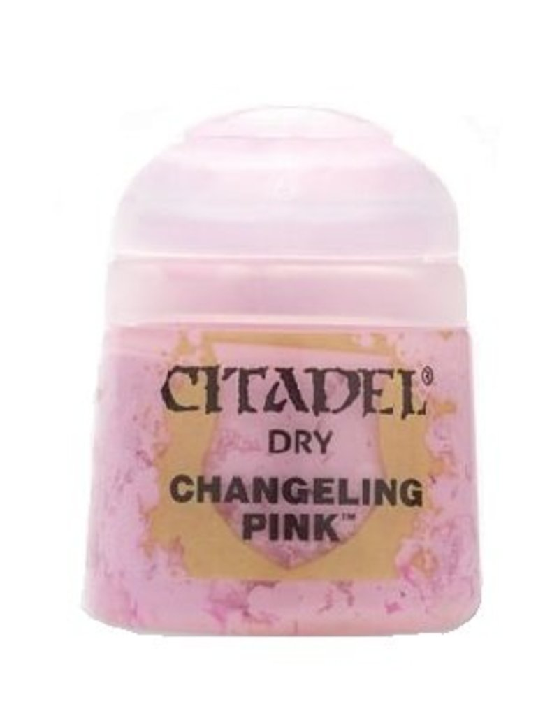 Citadel Dry: Changeling Pink 12ml