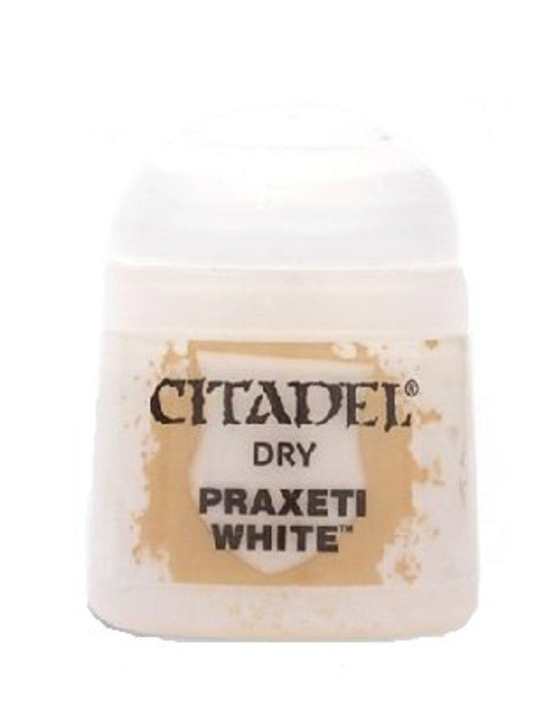 Citadel Dry: Praxeti White 12ml