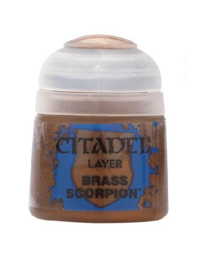 Citadel Layer: Brass Scorpion 12ml