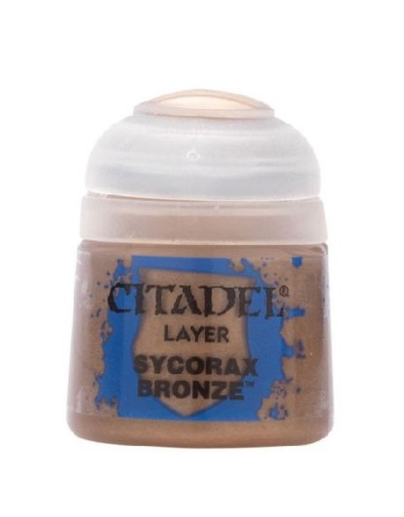 Citadel Layer: Sycorax Bronze 12ml