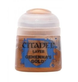 Citadel Layer:  Gehenna's Gold