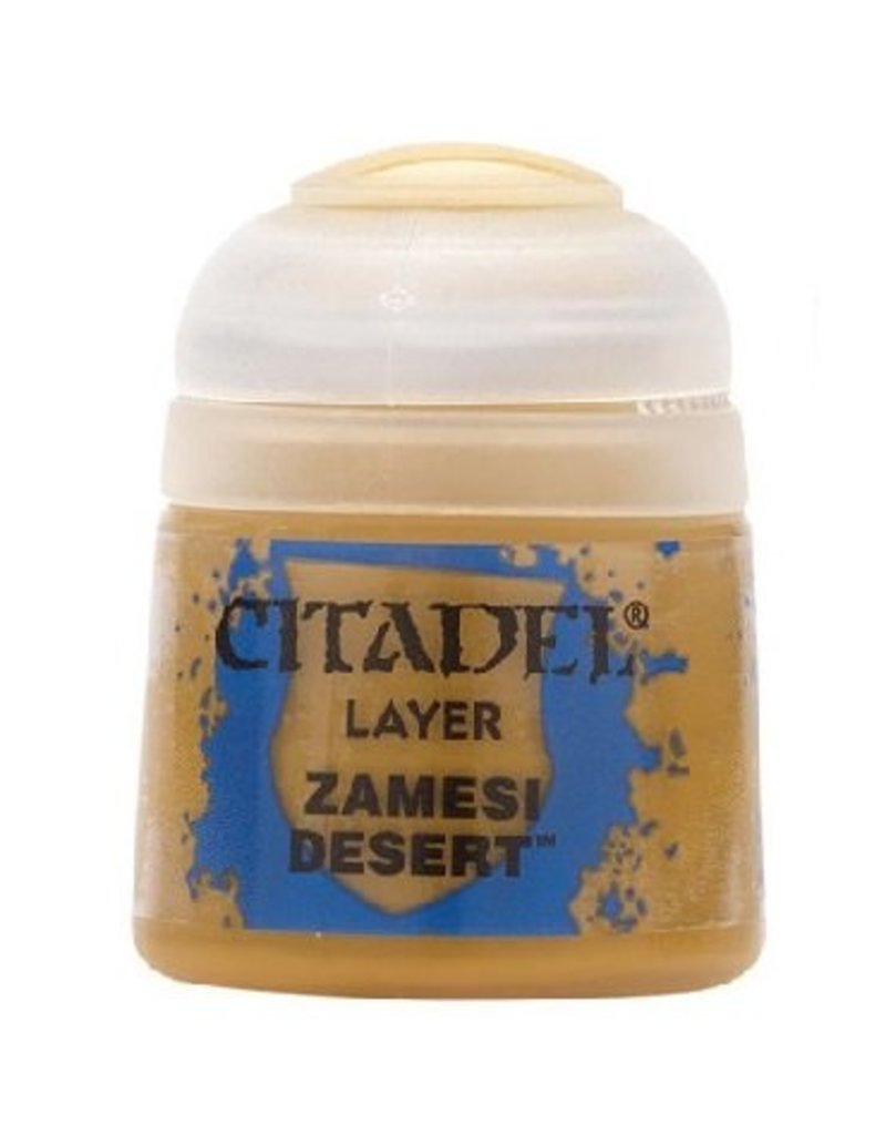 Citadel Layer: Zamesi Desert 12ml
