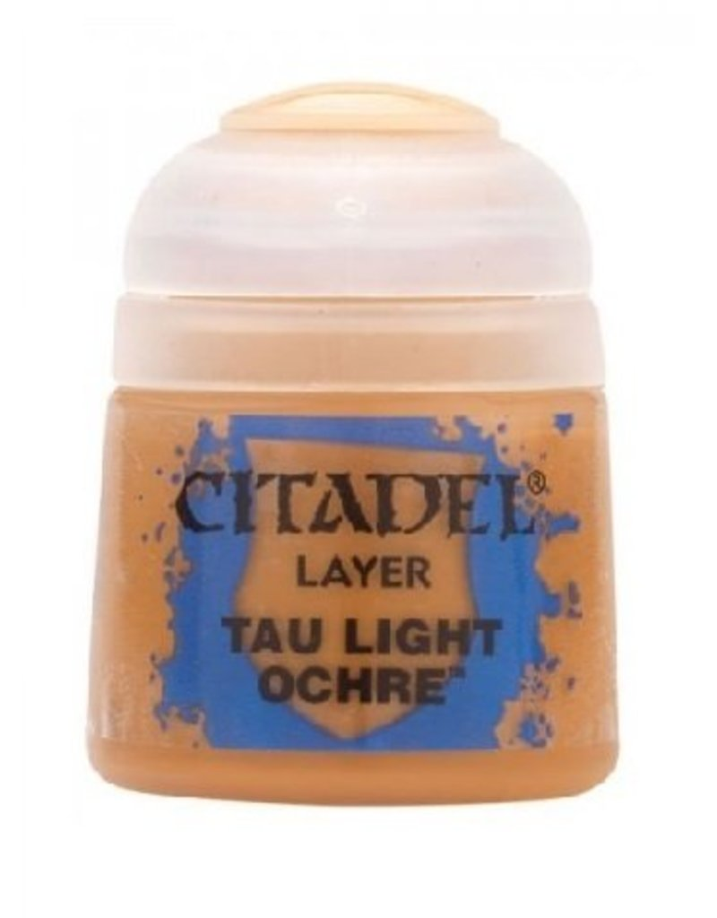 Citadel Layer: Tau Light Ochre 12ml
