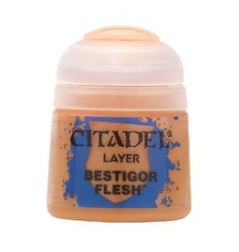 Citadel Layer:  Bestigor Flesh