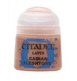 Citadel Layer:  Cadian Fleshtone