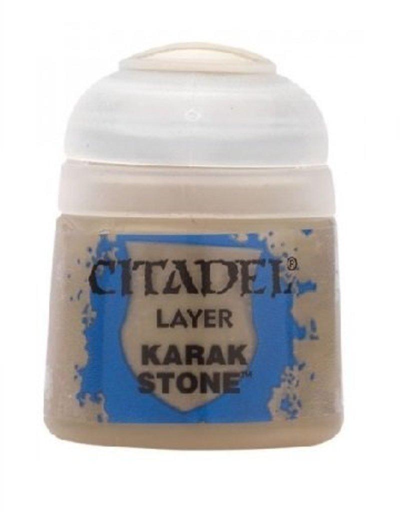 Citadel Layer: Karak Stone 12ml