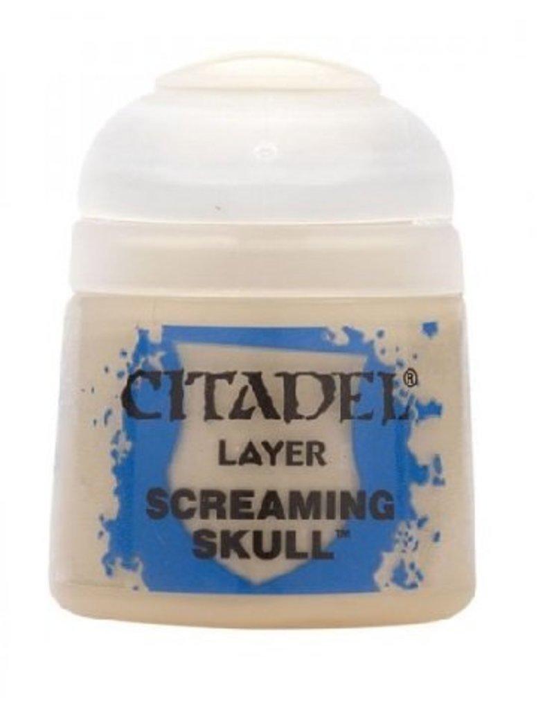 Citadel Layer: Screaming Skull 12ml
