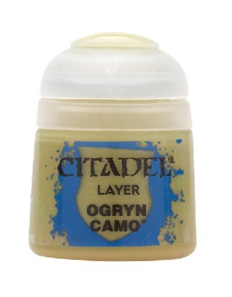 Citadel Layer: Ogryn Camo 12ml