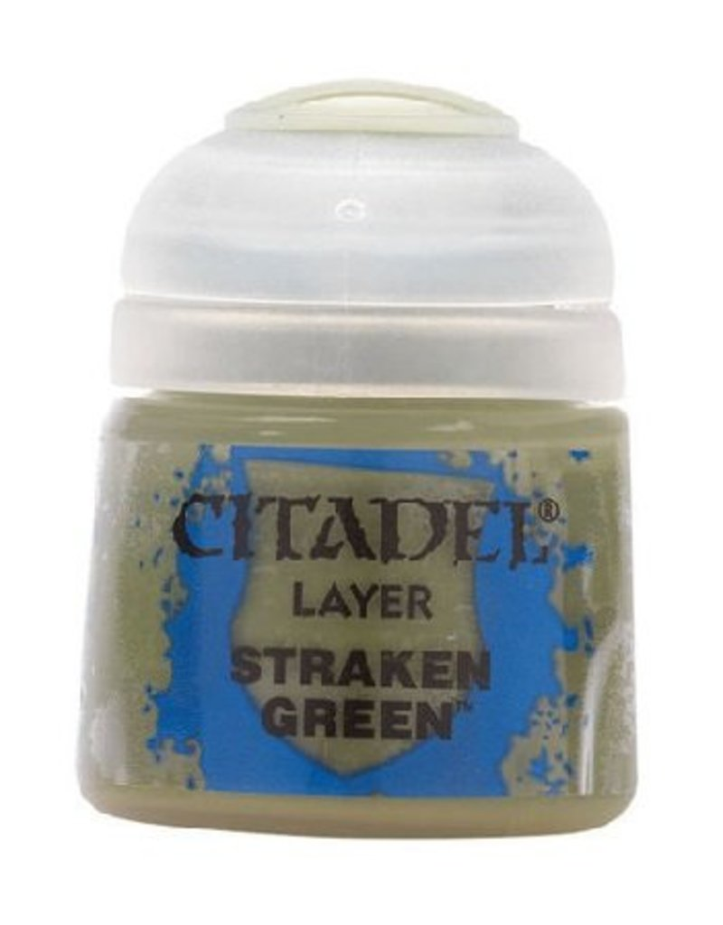 Citadel Layer: Straken Green 12ml