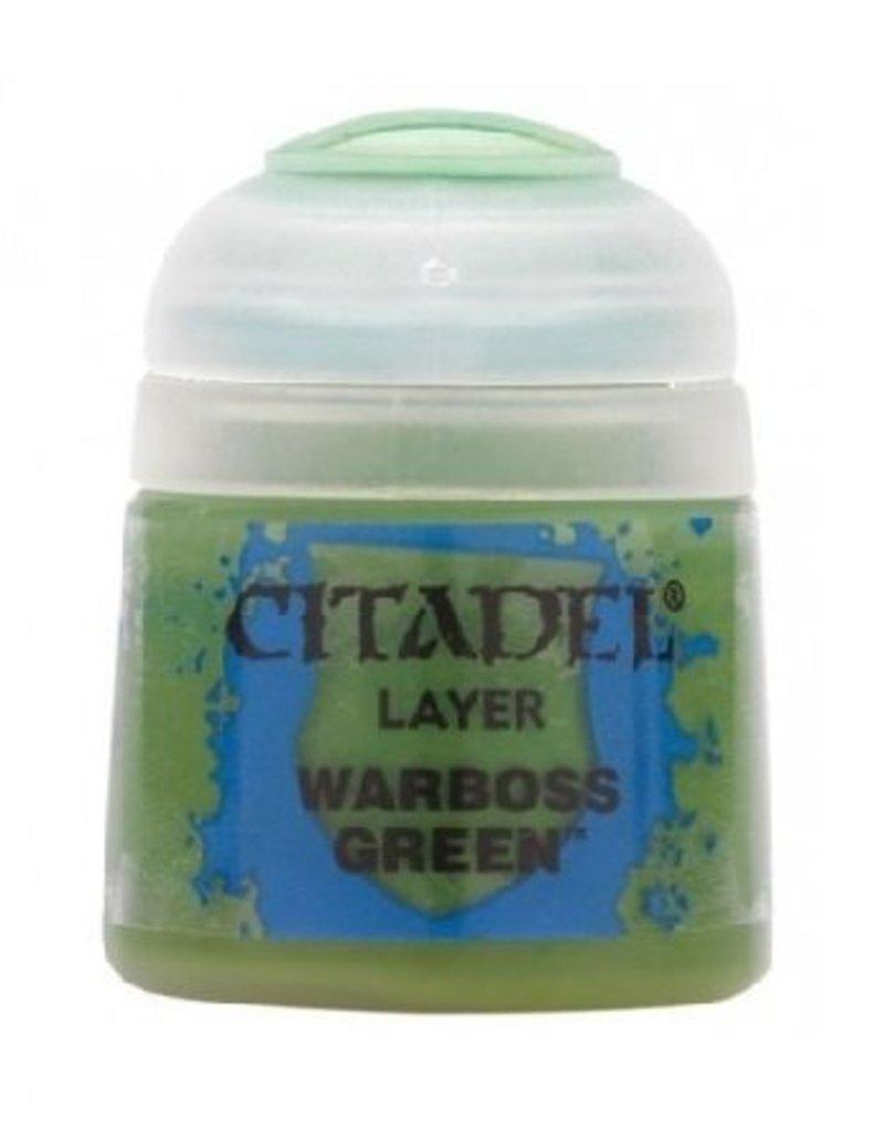 Citadel Layer: Warboss Green 12ml