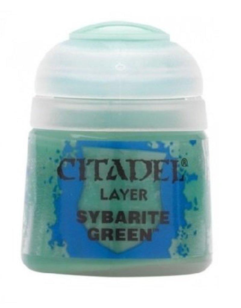 Citadel Layer: Sybarite Green 12ml